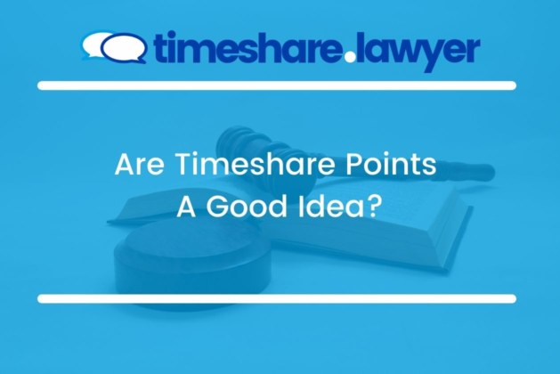 Are Timeshare Points A Good Idea?