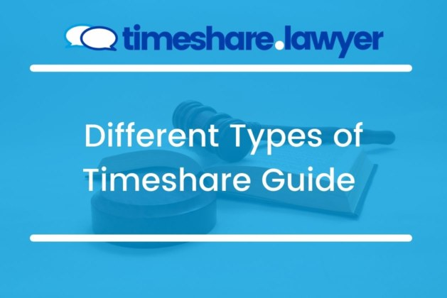 Different Types of Timeshare Guide