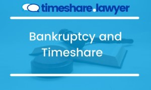 Bankruptcy and Timeshare