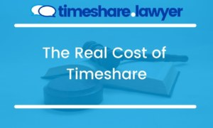 The Real Cost Of Timeshare
