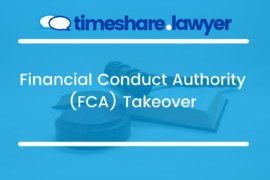 Financial Conduct Authority (FCA) Takeover